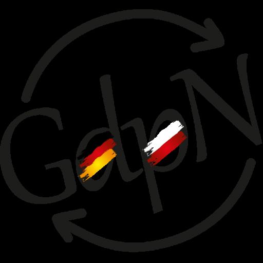 Logo der GDPN-Sasiedzi - Gesellschaft für deutsch-polnische Nachbarschaft