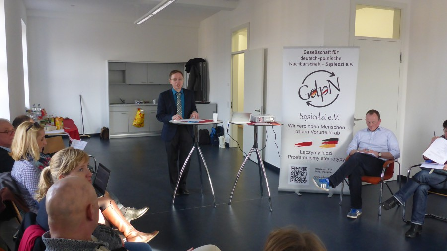 GDPN-Veranstaltung