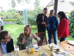 Zu Gast bei Freunden in Fichtenwalde_2