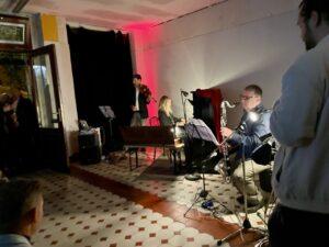Abendlicher Besuch im Club der Polnischen Versager_Musik