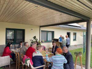 Zu Gast bei Freunden in Fichtenwalde